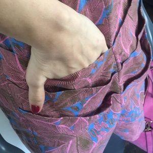 RACHEL Rachel Roy Dresses - Rachel Roy Palm Print Mini